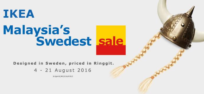 Ikea Sale 2016