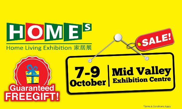 Home Living Exhibition Oct 2016