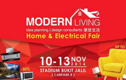 Modern Living Home and Electrical Fair 2016