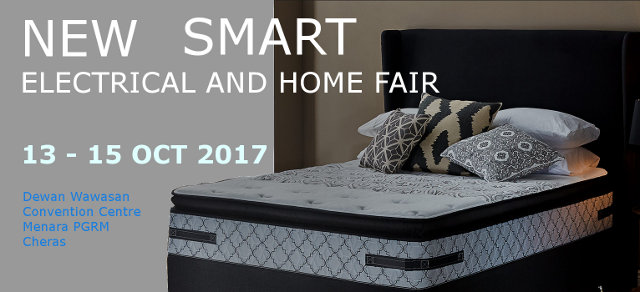 New Smart Electrical and Home Fair, Oct 2017