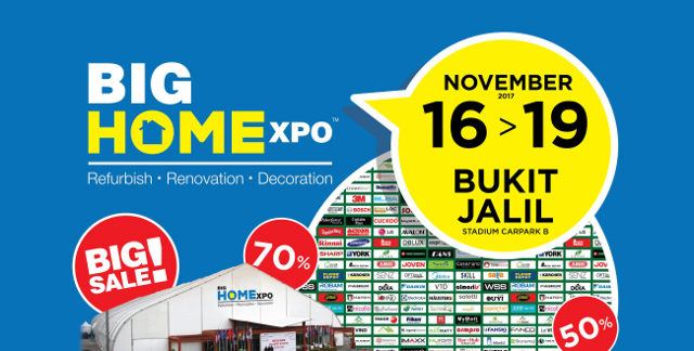 Big Home Expo Nov 2017