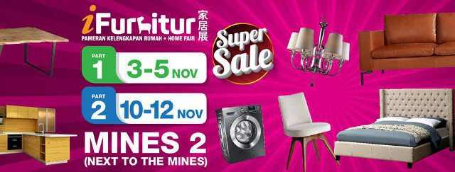 iFurnitur Home Fair, Nov 2017
