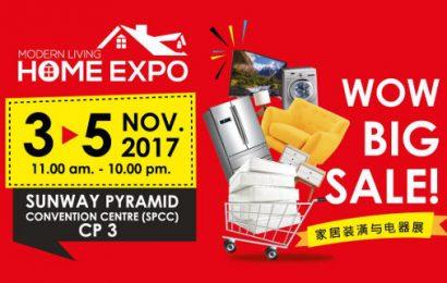 Modern Home Living Expo, Nov 2017