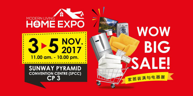 Modern Home Living Expo, Nov 2017