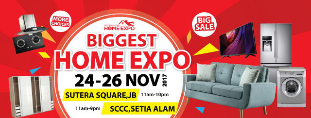 Modern Living Home Expo, Nov 2017