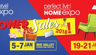 Perfect Livin Home Expo, 5-7 Jan 2018