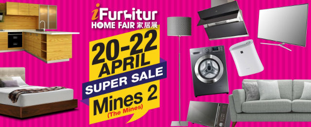 IFurniture Home Fair, Apr 2018