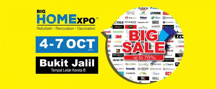 BIG HOME Expo Oct 2019