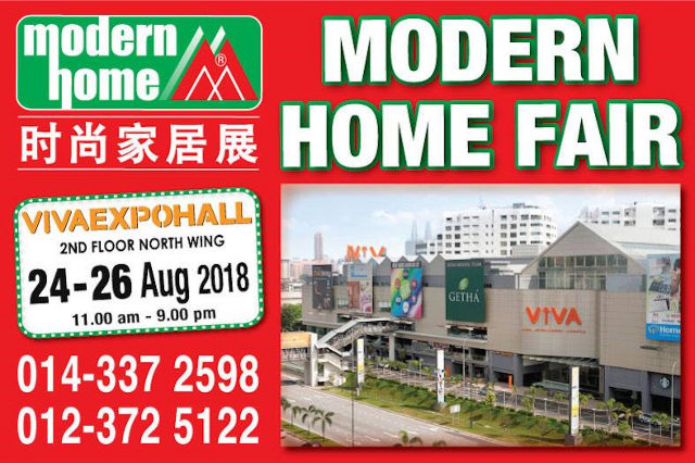 Modern Home Fair Aug 2018