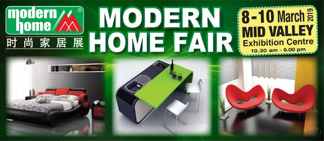 Modern Home Fair March 2019