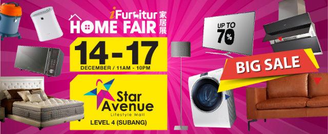 iFurniture Home Fair Dec 2017