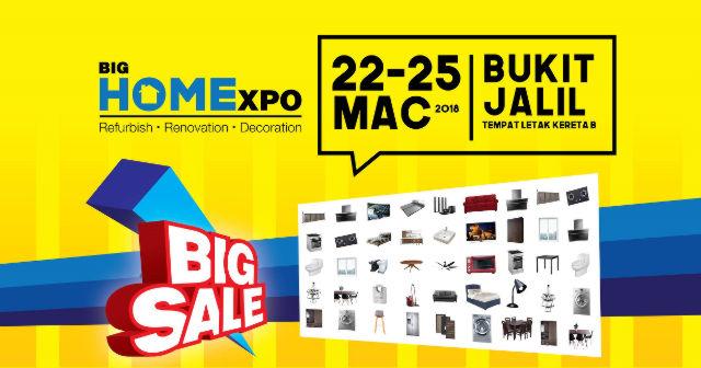 Big Home Expo Mar 2018