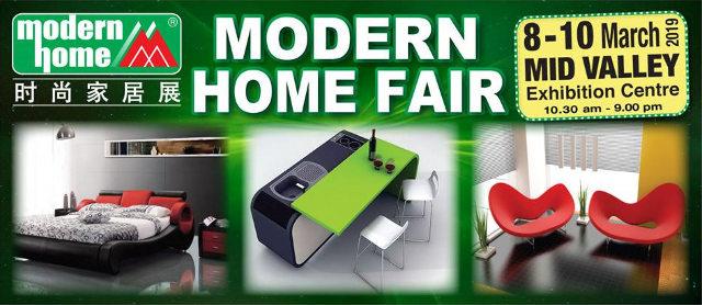 Modern Home Fair March 2019