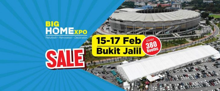 BIG HOME Expo Feb 2019